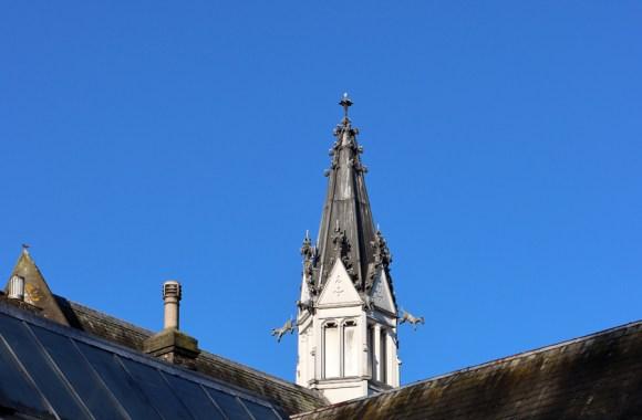 Royal Victoria Patriotic Building Wandsworth London Pinnacle © Lavender's Blue Stuart Blakley