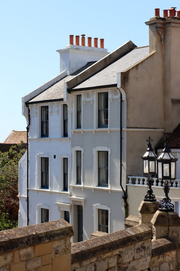 Townhouses Foyle's Country Hastings East Sussex © Lavender's Blue Stuart Blakley