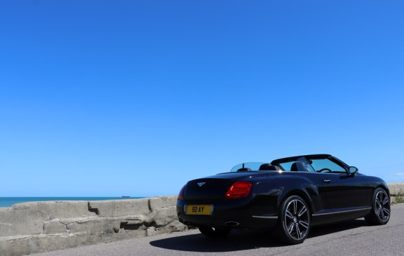 Bentley English Riviera © Lavender's Blue Stuart Blakley