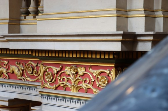 Frieze The Foreign and Commonwealth Office London © Lavender's Blue Stuart Blakley