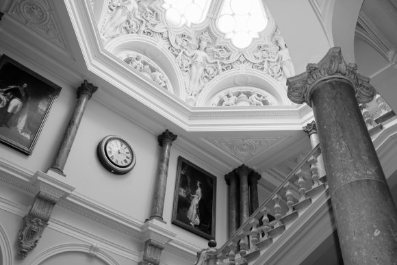 Muses' Stair The Foreign and Commonwealth Office London © Lavender's Blue Stuart Blakley