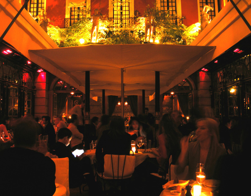 Hotel Costes Terrace