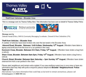 Thames Valley Alert (Aug'15a)