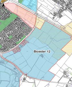 Bicester 12 map (small)