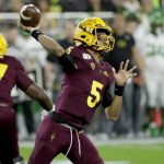 UNLV opponent Arizona State ranked #23 in latest AP Poll