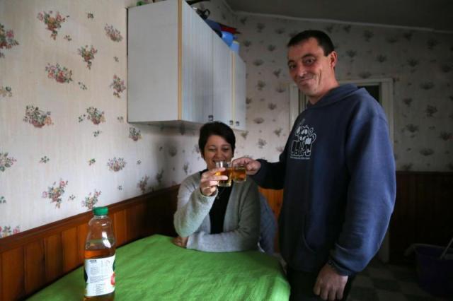 Martine Deleserre, la propriétaire de la maison occupée par la mère de Guillaume. PHOTO LUDOVIC MAILLARD