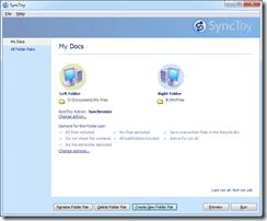 SyncToy (6/6)