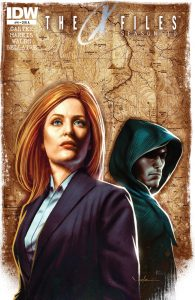 The X-Files - Season 10 004 (2013) (Digital) (Darkness-Empire)001