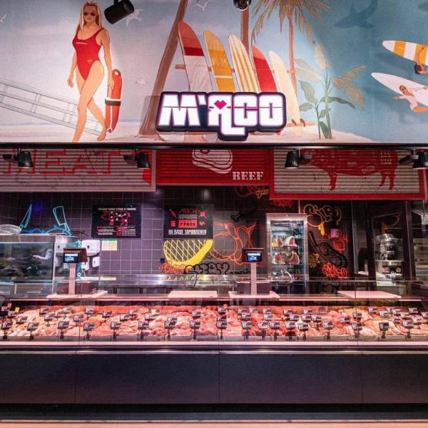 У Львові відкрили супермаркет у стилі кінокомедії ...
