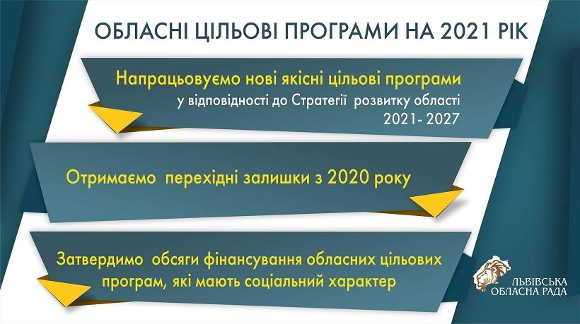 Львівська облрада ухвалила бюджет-2021