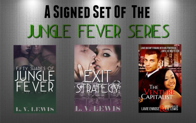 A Signed Set of The Jungle Fever Series