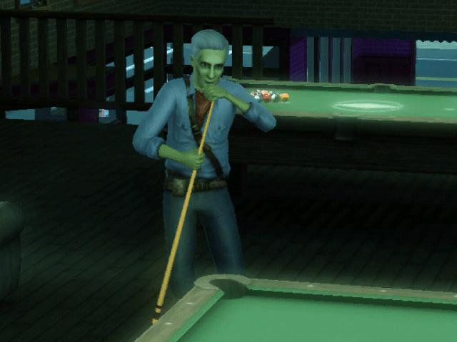 Zombie Pool!