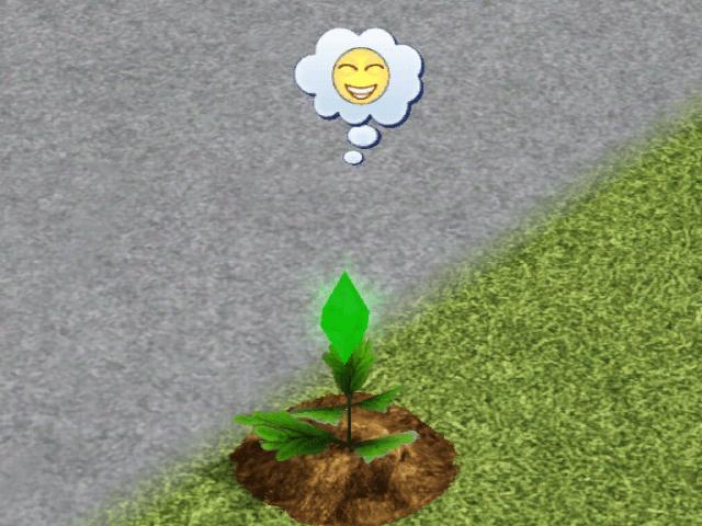Yay! I'm a plant!