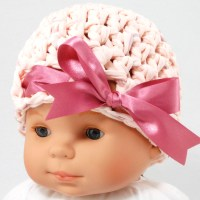 Baby hat made with Zpagetti