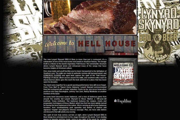 Lynyrd Skynyrd BBQ and Beer