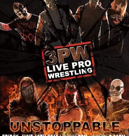 3PW Live Pro Wrestling