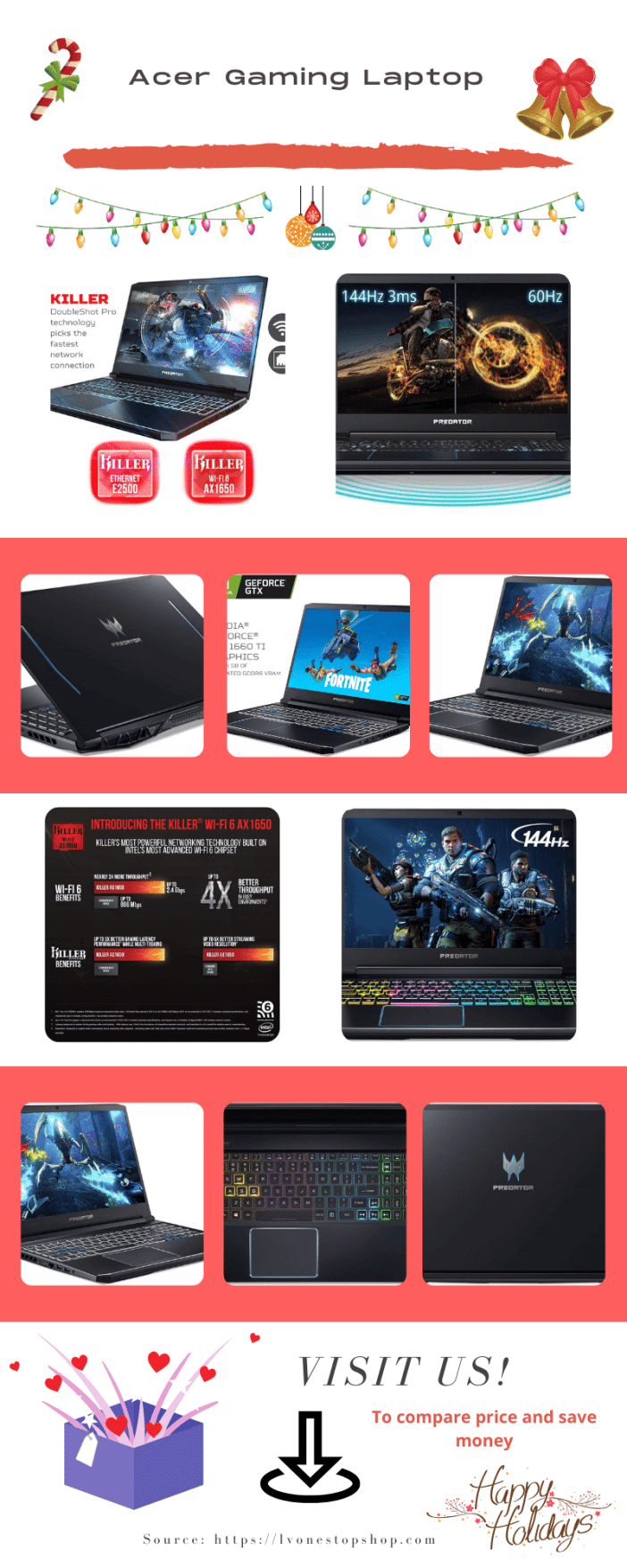 acer gaming laptop review