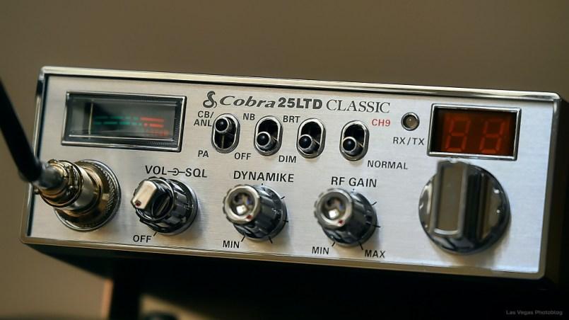 Cobra 25LTD CB Radio