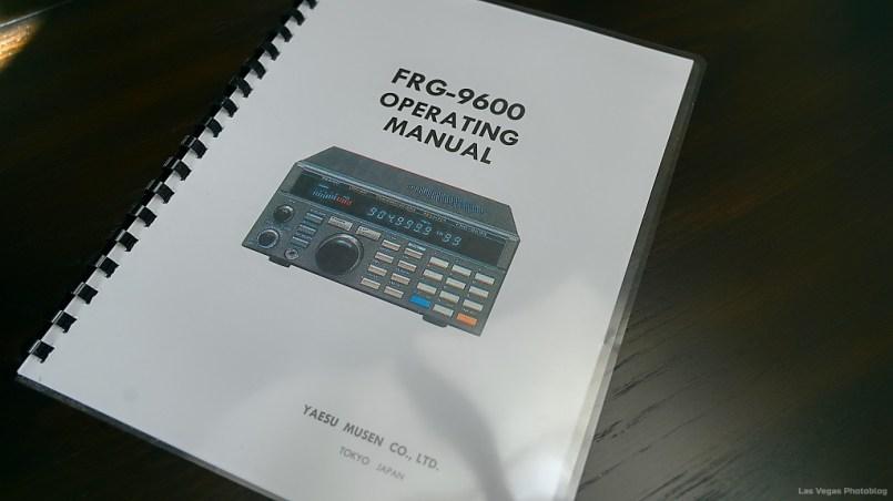 The custom user manual