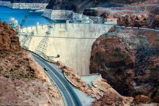 Beautiful Hoover Dam