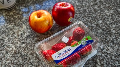Super Sweet Apples Too!