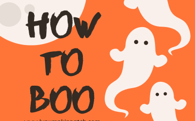 How to Boo Your Friends