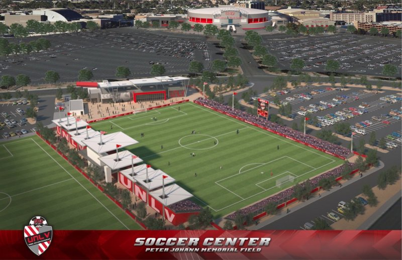 Since Las Vegas Is On A Sports Facility Roll, How About A New UNLV ...