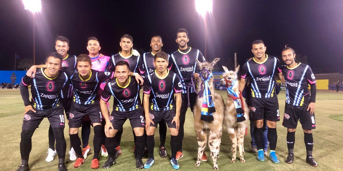 Las Vegas Market Has Room For Both Pricey Golden Knights Experience and Affordable DTLV Lights Soccer