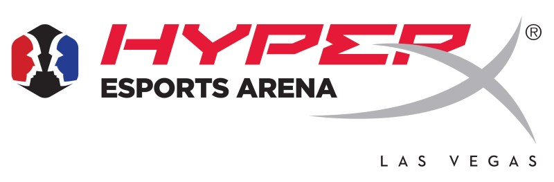 HyperX Attains Naming Rights to Esports Arena at Luxor