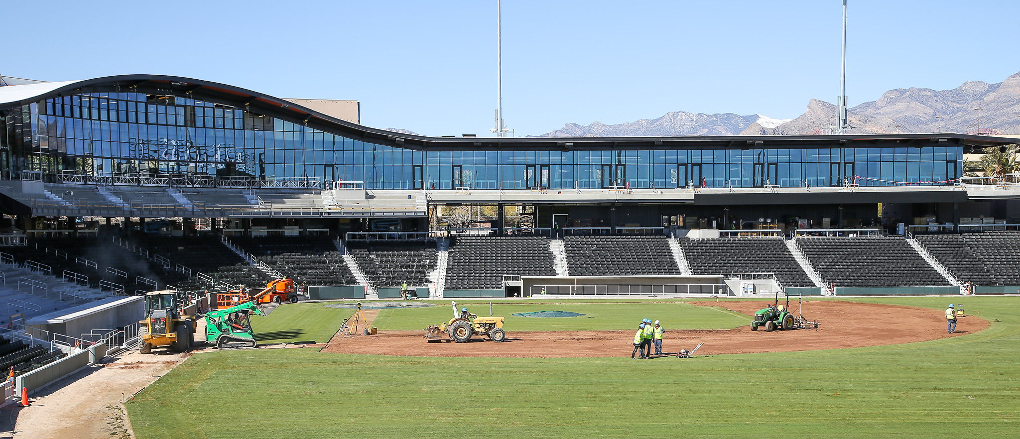 Aviators' New Ballpark Will Take Game Entertainment to New Level Thanks to Giant Scoreboard, More Cameras