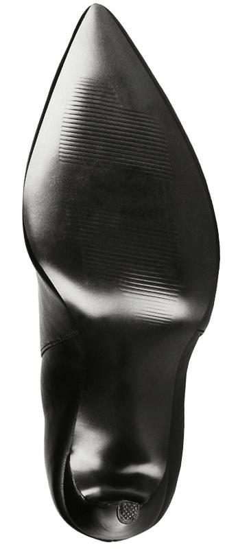 Fontana 2.0 Amber dámske členkové ihličkové čižmy
