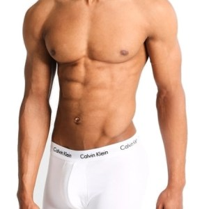Calvin Klein farebné boxerky Low Rise Trunks tricolor 3 Pack I03