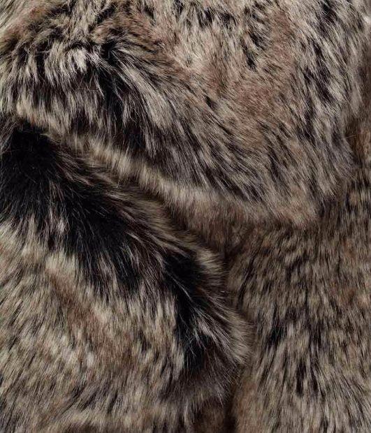Kožušinová bunda Superdry