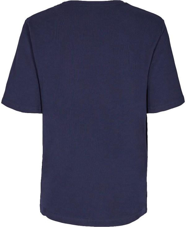 Tommy Hilfiger tričko BN Tee Half modré