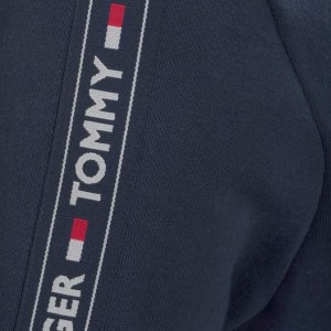 Tommy Hilfiger pánska mikina Authentic Hoody LS HWK modrá