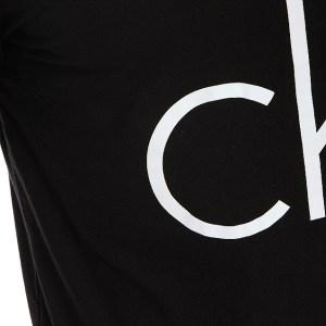 Tričko Calvin Klein CC SS Crew Neck Logo čierne.02