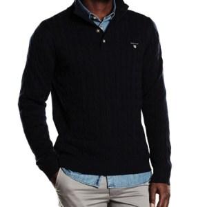 GANTpánsky sveter black