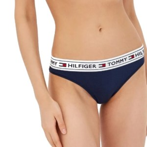 Tommy Hilfiger brazilky Authentic Cotton Brazilian modré 416