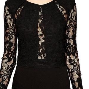 Y.A.S Lava šaty dámske Dress čierne 01a