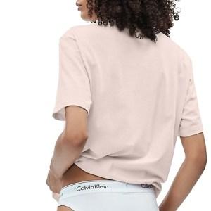 Damske tricko Calvin Klein Crew Neck QS6105E 2NT 02
