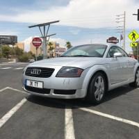 2000 Audi TT mk1