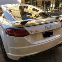 2018 Audi TTRS