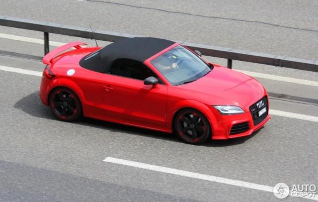 Audi TT RS Plus Roadster
