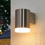 Downward Facing Led Outdoor Wall Light Eliano Lights Co Uk