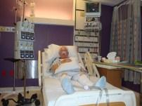 dad at hospital 2