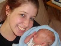 baby wyatt smiling 010