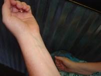My naked Wrist