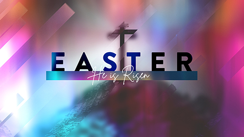 Easter Sunday – April 12, 2020