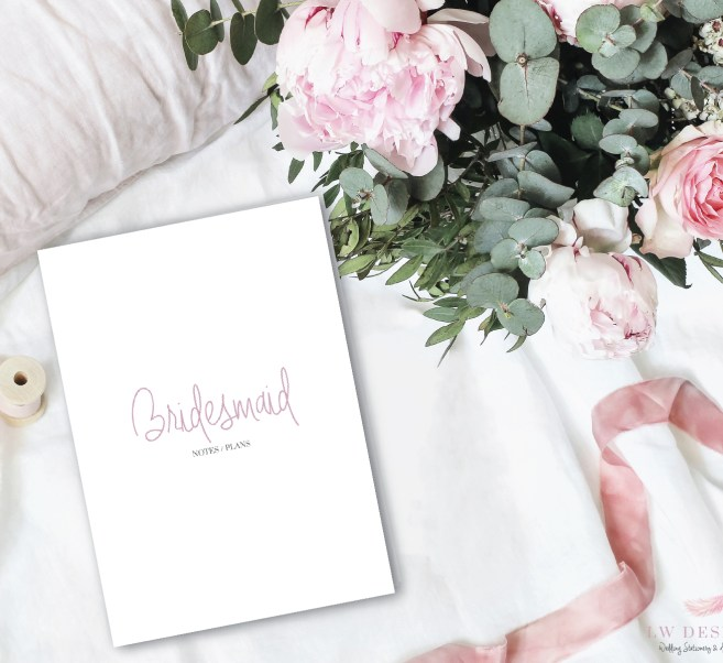 Bridesmaid-A6Notebook