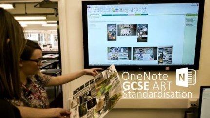 CA Fac OneNote TV 1